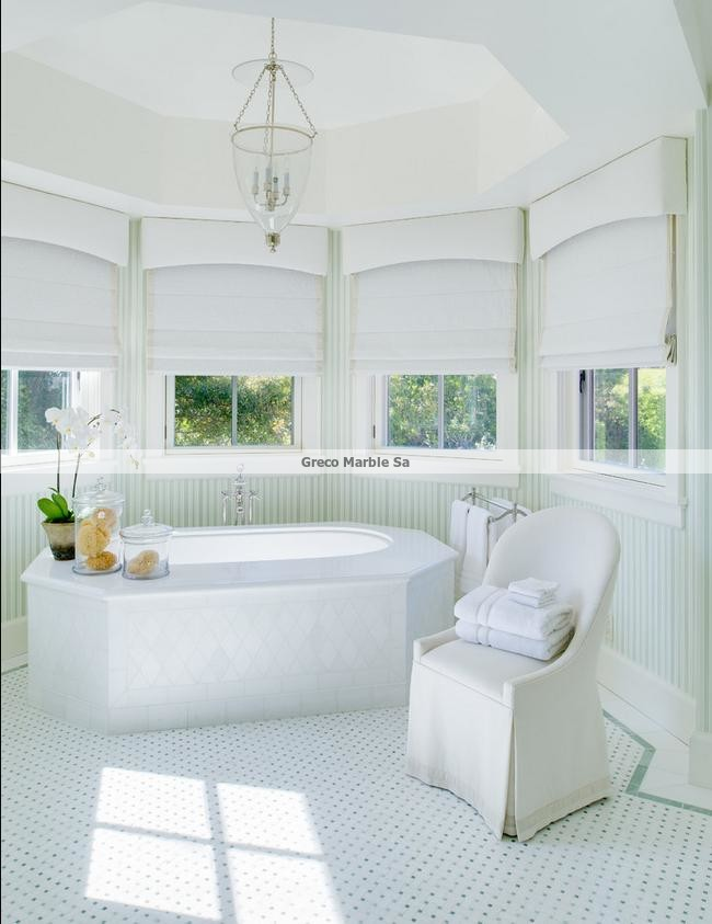Thassos Marble Thassos Marble Projects - Thassos white marble bathroom